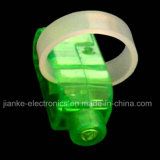 Cheapest LED Finger Light Promotion Items with Logo Print (4012)