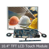 """10.4"""" Embedded LCD Monitor with VGA/HDMI/DVI Input"""