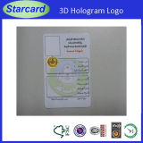 Cr80 Microtext Printing Anti-Fake ID Card
