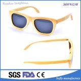 2016 Fashion Best Selling Handmade UV400 Polarized Bamboo Sunglasses