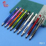 Promotional Gift Items Plastic Stylus Ball Pen