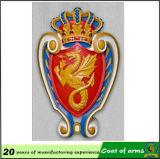 Emblem Factory Specialized in Metal 3D Emblem