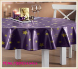PVC Printed Tablecloth High Quality (TT0013C)