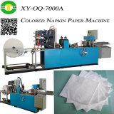 Automatic Colored Napkin Paper Making Mach