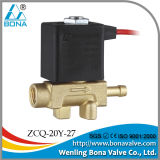 Bona Brass Solenoid Valve for Welding Machine (ZCQ-20Y-27)