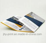China Professional Cheap Full Color Flyer Printing Service (jhy-358)