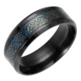4colors Vintage Gold Free Shipping Dragon 316L Stainless Steel Ring