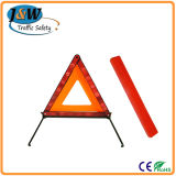 European ECE R27 Standard Foldable Roadway Warning Triangle