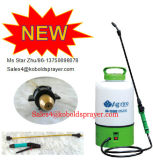 8L Garden Battery Sprayer for Watering, Backpack Electric Sprayer