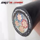 0.6/1kv XLPE Insulated Steel Wiire Armoured Power Cable