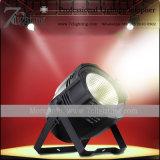 White 100W LED Spotlight COB LED PAR Can Lights Stage Studio Theatrical Use