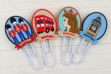 Funny Custom Soft PVC Bookmark