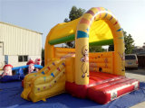 Inflatable Bouncer /Inflatable Jumper with Small Slide,