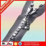 Global Brands 10 Year Ningbo Rhinestone Zipper