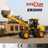Everun Brand Telescopic Wheel Loader with CE Certificate (ER2000)