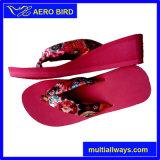 2016 New Product EVA Lady High Heel Slipper Shoe