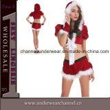 2015 Sexy Women Lingerie Santa Christina Adult Costume (TNNX1049)