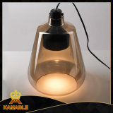 Decoration Modern House Glass Desk Lamp (MT10430-1-240)