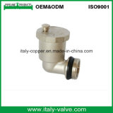 Brass Forged Angle Type Air Vent Valve (IC-3040)