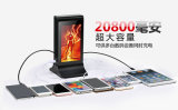LED Power Bank for Many Public Place