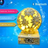 Sandstone Lighting & Speaker