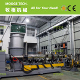High Output and Competitive Price PP PE Plastic Granulator Machine