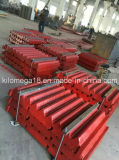 Jaw Crusher Wear Parts Jaw Plate in Mining