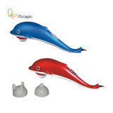 Portable Handheld Body Massager in Dolphin Shape
