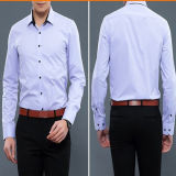 Fashion Men′s Long Sleeves Formal Office Business Shirt
