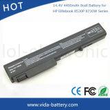 Laptop Battery/Lipo Battery for HP Elitebook 8530p 8530W 8740W