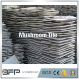 Chinese Grey Granite Stone Mushroom for Facade Wall Tile