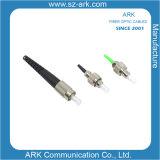 FC Single-Mode Fiber Optic Connector