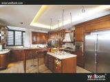 2015 Welbom European Custom Made Solid Wood Kitchen Cabinet
