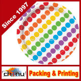 Custom Printed Rainbow Party Plates (130069)