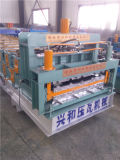 Most Popular Double Deck Roofing Sheet Tile Making Machine
