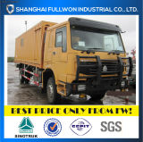 Sinotruk 6X4 HOWO Dismountable Workshop Truck