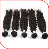 100% Unprocessed Natural Brazilian Virgin Remy Human Hair Weaving