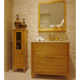 Oppein Hot Sale Classic Solid Wood Bathroom Cabinet (OP12-P09-90)