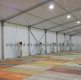 400 Person Yurt Tent with Air Conditioner Outdoor Exhibition Event Canopy