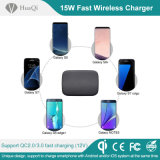 15W Fast Wireless Charger Support 2 Cell Phones Without Power Bank