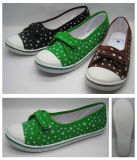 New Fashion Canvas Vulcanized Shoes (14WA701)