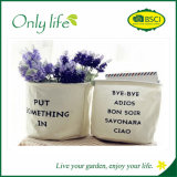 Onlylife BSCI Fashionable Design Fabric Planter for Home Decoration