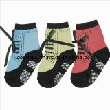 Fashion Anti-Slip Baby Cotton Socks