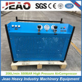 200L/Min 300bar High Pressure Air Compressor for Breathing / Paintball /Fire