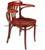 Thonet Bentwood Dining Chair with Arm (DS-C113A)