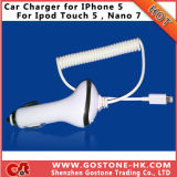 2013 Newest Car Charger for iPhone 5 / iPod Touch 5 / iPod Nano 7/for