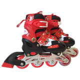 Red Ck-903 Children Carton Inline Skate