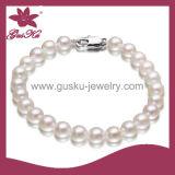 Fashion Lady Style Pearl Bracelet (2015 Plb-009)