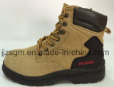 High-Top Steel Toe Work & Safety Boots