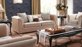 New Classic Fabric Sofa, Saudi Arab Sofa